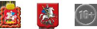 Герб Москвы и московской области